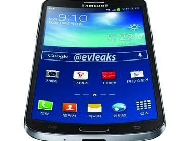 galaxy round samsung lancia il primo smartphone curvo