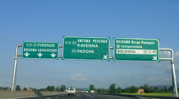 Sabato notte A1 chiusa tra Modena e Bologna