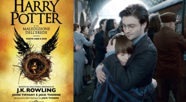 Modena, è la notte di Harry Potter